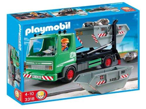 【即納&大特価】 プレイモービル 3318 Skip トラック Playmobil Skip Truck プレイモービル by Playmobil, 近江うまいもん屋:b4aa0363 --- kventurepartners.sakura.ne.jp