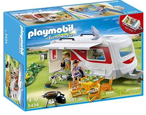 お気にいる プレイモービル 5434 Family キャンピングカー PLAYMOBIL Family キャンピングカー プレイモービル Caravan, 三光村:110588f9 --- kventurepartners.sakura.ne.jp