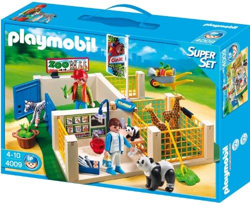 【売り切り御免!】 プレイモービル 4009 動物病院 Playmobil Super Playmobil Set 4009 Animal 動物病院 Care Station, Useful Company:e352c67c --- kventurepartners.sakura.ne.jp