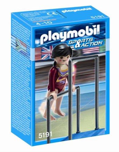 品質一番の プレイモービル 5191 Bars 段違い平行棒 Gymnast 段違い平行棒 on Parallel Parallel Bars, ルチアーノジェラート:a5260a48 --- kventurepartners.sakura.ne.jp