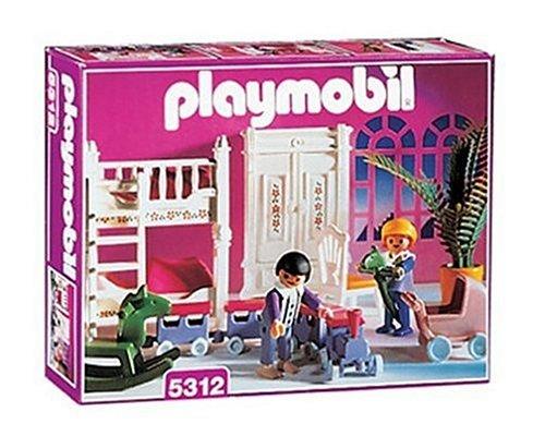 プレイモービル 5312 子供の寝室 Playmobil Children's Bedroom #5312
