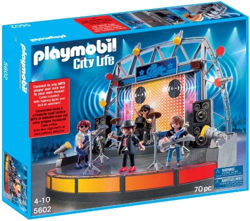 プレイモービル 5602 ポップスター ステージ PLAYMOBIL Pop Stars Stage