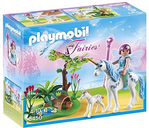プレイモービル 5450 水の妖精とユニコーンの親子 PLAYMOBIL 5450 Fairy Aquarella in thetsChrxQd