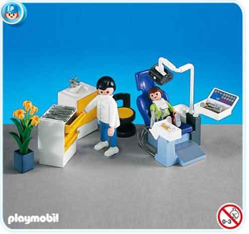 プレイモービル 7778 歯医者 Playmobil Dentist`s Office