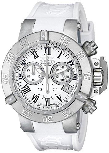 インヴィクタ インビクタ 腕時計 レディース 時計 Invicta Women's 16882 Subaqua Analog Display Swiss Quartz White Watch