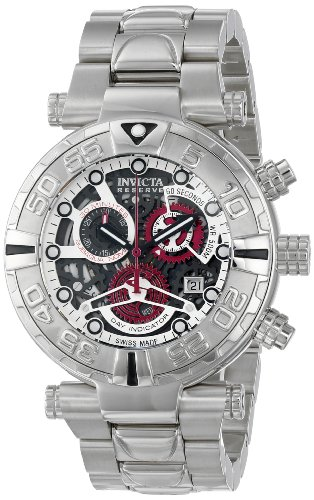 "インビクタ 時計 インヴィクタ メンズ 腕時計 Invicta Men""s 15992 Subaqua Analog Display Swiss Quartz Silver Watch"