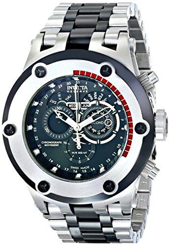 """インビクタ 時計 インヴィクタ メンズ 腕時計 Invicta Men""""s 15929 Subaqua Analog Display Swiss Quartz Two Tone Watch"""