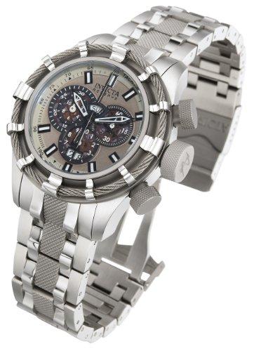 インビクタ 時計 インヴィクタ メンズ 腕時計 Invicta 0968 Bolt Reserve Chronograph Big Date Men's Watch