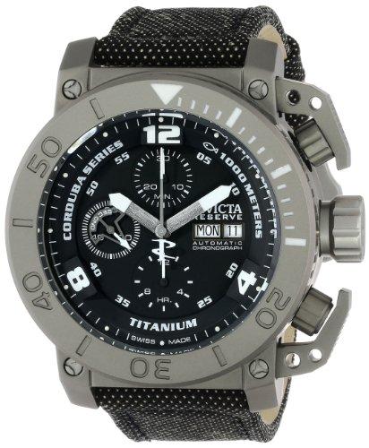 インビクタ 時計 インヴィクタ メンズ 腕時計 Invicta Men's 13680 Corduba Analog Display Swiss Automatic Black Watch