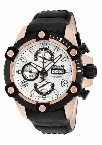 インビクタ 時計 インヴィクタ メンズ 腕時計 Invicta Men's 12501 Arsenal Automatic Chronograph Silver Dial Watch