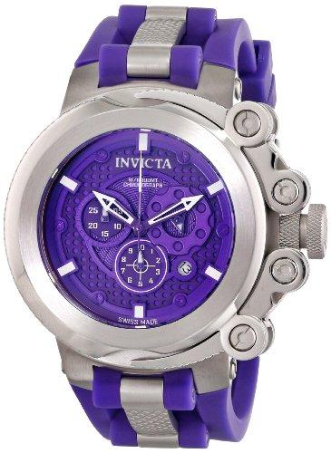 【驚きの値段で】 インビクタ 時計 インヴィクタ 時計 メンズ 腕時計 Chronograph Invicta Men's Coalition Forces Coalition Swiss Quartz Chronograph Stainless Steel Watch, ミスミマチ:ea20f410 --- celebssnapchat.com