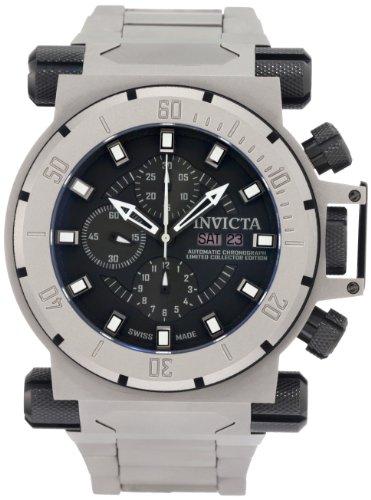 インビクタ 時計 インヴィクタ メンズ 腕時計 Invicta Men's 0963 Force Automatic Chronograph Titanium WatchtdhrsQ