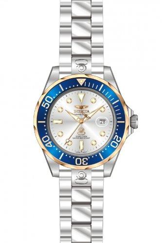 """インビクタ 時計 インヴィクタ メンズ 腕時計 Invicta Men""""s 13789 Pro Diver Automatic Silver Dial Stainless Steel Watch"""