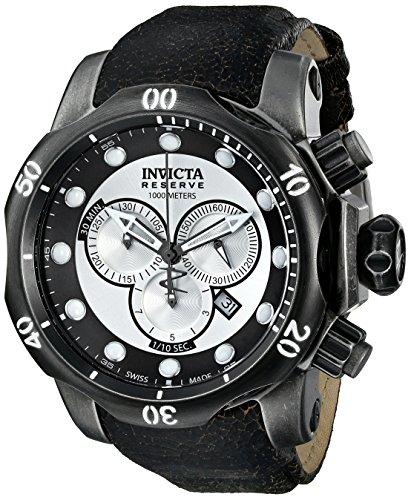 インビクタ 時計 インヴィクタ メンズ 腕時計 Invicta Men's 15985 Venom Analog Display Swiss Quartz Black Watch