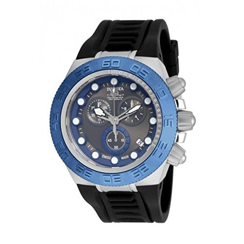 インビクタ 時計 インヴィクタ メンズ 腕時計 Invicta Subaqua 15575 50mm Stainless Steel Case Black Silicone flame fusion Men's Watch