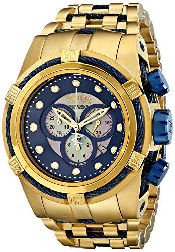 インビクタ 時計 インヴィクタ メンズ 腕時計 Invicta Men's 12742 Bolt Analog Display Swiss Quartz Gold Watch
