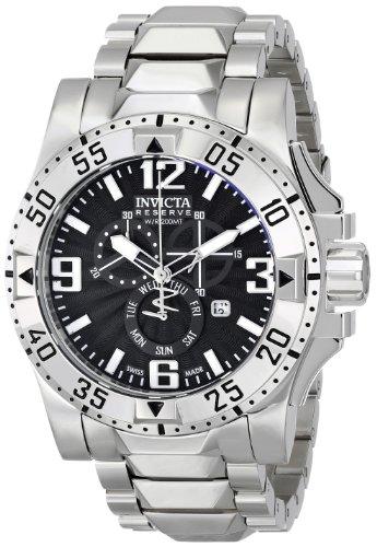 インビクタ 時計 インヴィクタ メンズ 腕時計 Invicta Men's 15294 Excursion Analog Display Swiss Quartz Silver Watch