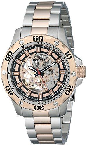インビクタ 時計 インヴィクタ メンズ 腕時計 Invicta Men's 15230 Specialty Analog Display Mechanical Hand Wind Two Tone Watch