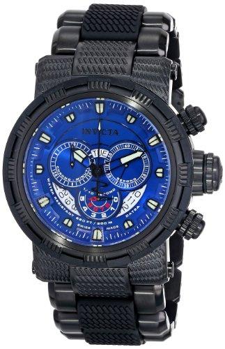 """インビクタ 時計 インヴィクタ メンズ 腕時計 Invicta Men""""s 80306 Reserve Analog Display Swiss Quartz Black Watch"""