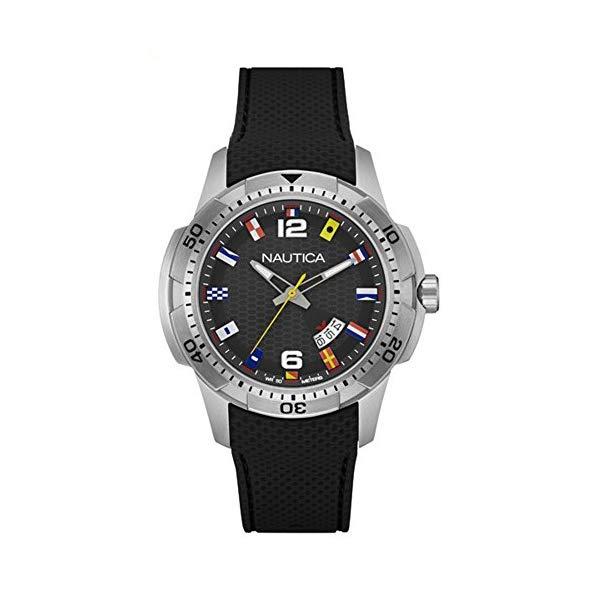 ノーティカ メンズ 腕時計 男性用 Nautica Ncs 16 Flag NAI13517G mens quartz watch