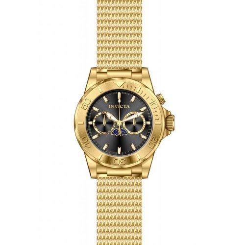 インビクタ 時計 インヴィクタ 腕時計 PRO DIVER BLK DL QTZ MULTFUNCTN GLD SS [Watch] Invicta