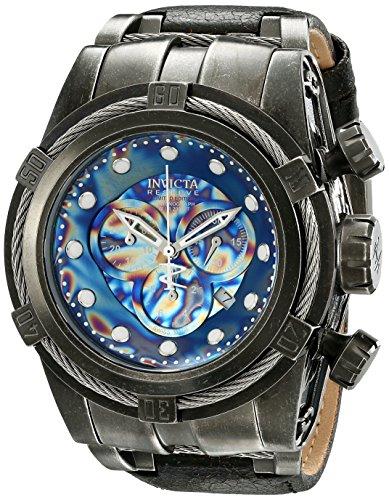 インビクタ 時計 インヴィクタ メンズ 腕時計 Invicta Men's 15970 Bolt Analog Display Swiss Quartz Black Watch