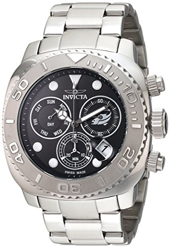 インビクタ 時計 インヴィクタ メンズ 腕時計 Invicta Men's INVICTA-14645 Pro Diver Analog Display Swiss Quartz Silver Watch