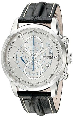 2021年激安 ハミルトン メンズ 腕時計 Hamilton Hamilton Men's 腕時計 H40656781 Black Timeless Class Analog Display Automatic Self Wind Black Watch, タイヤーウッズ:1f216e2e --- hafnerhickswedding.net