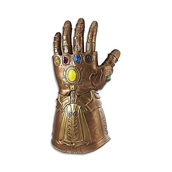 アベンジャーズ エンドゲーム サイノス ガントレット インフィニティ・ストーン Marvel Legends Series Infinity Gauntlet Articulated Electronic Fist