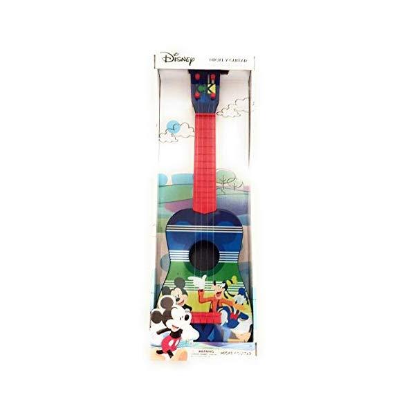 ディズニー ミッキー ギター  24インチ キッズ ジュニア Disney Junior Mickey Music Guitar 24