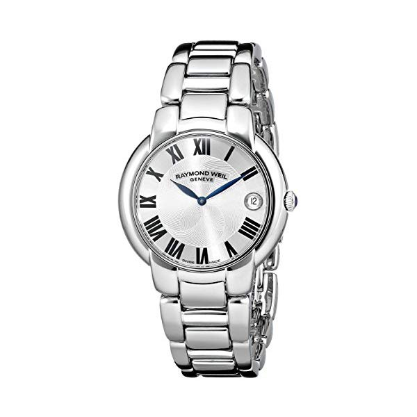 レイモンドウィル レディース 腕時計 Raymond Weil Women's 5235-ST-01659 Jasmine Stainless Steel Bracelet Watch