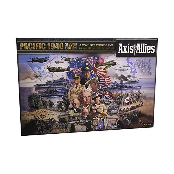 アクシス&アリーズ ボードゲーム 海外版 英語表記 Axis and Allies Pacific 1940 2nd Edition