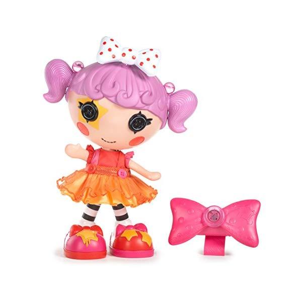 ララループシー フィギュア 人形 Lalaloopsy Dance With Me Interactive Doll - Peanut Big Top 529484
