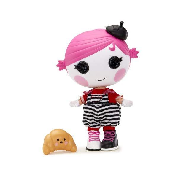 ララループシー フィギュア 人形 Lalaloopsy Littles Doll, Kat's Little Sister - Sherri Charades 520368