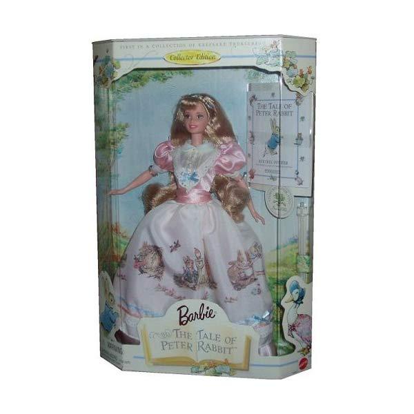 バービー コレクターエディション フィギュア ピーターラビット Barbie 1997 Collector Edition The Tale of Peter Rabbit