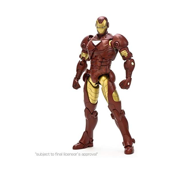 アイアンマン フィギュア 人形 マーベル 千値練 センチネル Sentinel Armorize Iron Man Marvel