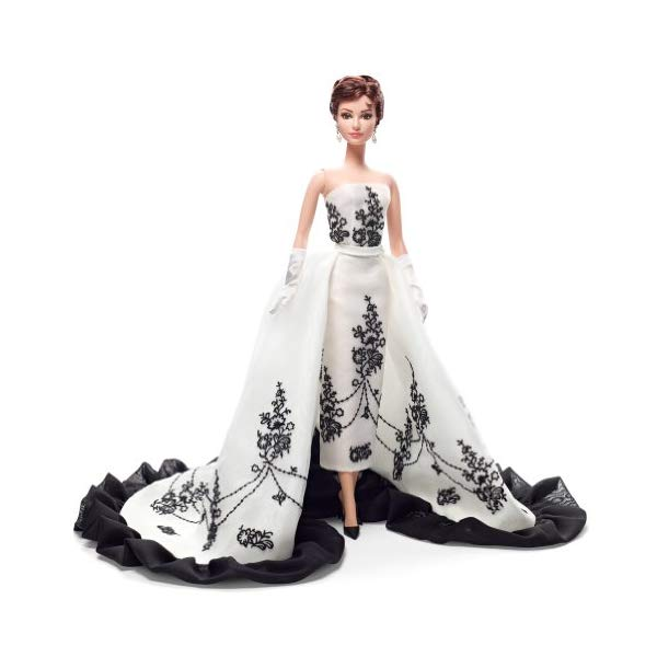 バービー オードリーヘップバーン Barbie Collector Audrey Hepburn Sabrina Doll