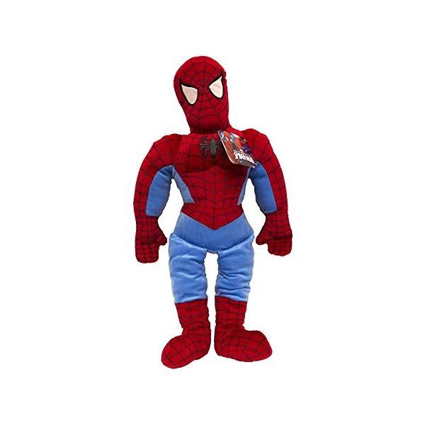 スパイダーマン アベンジャーズ マーベル ぬいぐるみ クッション ピロー まくら 抱き枕 グッズ おもちゃ Jay Franco Marvel Ultimate 26