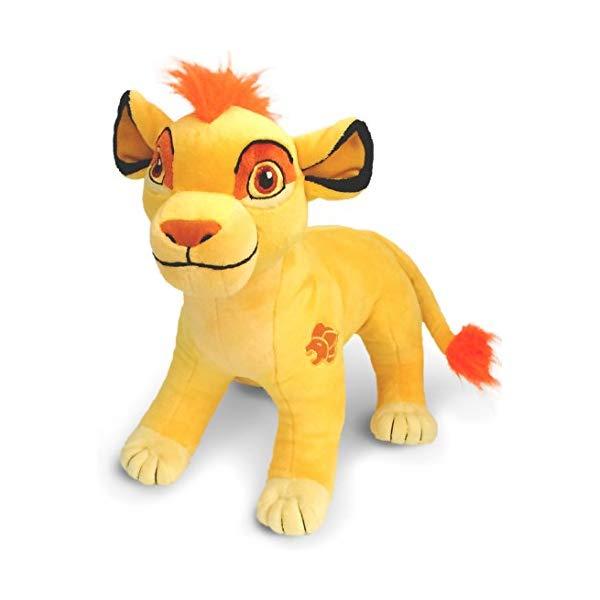ライオンガード カイオン ライオンキング ぬいぐるみ クッション ピロー まくら 抱き枕 グッズ おもちゃ Jay Franco Kion Plush Stuffed Pillowbuddy Super Soft Polyester Microfiber (Official Disney Product), Lion Guard