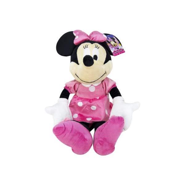 ミニー マウス ディズニー ぬいぐるみ クッション ピロー まくら 抱き枕 グッズ おもちゃ Disney Minnie Mouse Bowtique Springtime Pillowtime Pal