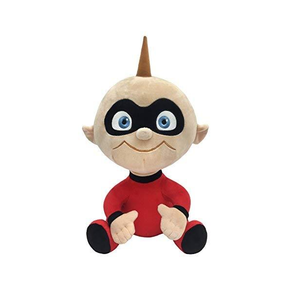 ミスターインクレディブル インクレディブルファミリー ジャックジャック ぬいぐるみ クッション ピロー まくら 抱き枕 グッズ おもちゃ Disney Pixar The Incredibles Plush Stuffed Jack Jack Pillow Buddy Kids Super Soft Polyester Microfiber, 15 inch