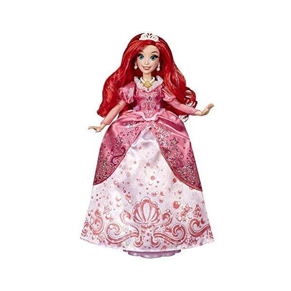 ディズニープリンセス アリエル リトルマーメイド ファッションドール 人形 フィギュア グッズ おもちゃ Disney Princess Deluxe Ariel Fashion Doll