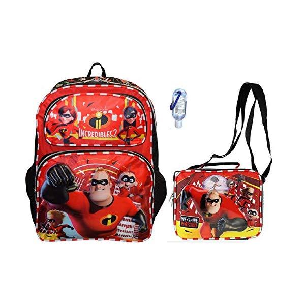 インクレディブル・ファミリー グッズ ミスターインクレディブル バックパック リュック バッグ カバン 鞄 Incredibles 2 16