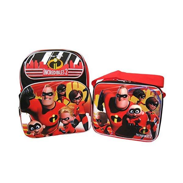 インクレディブル・ファミリー グッズ ミスターインクレディブル バックパック リュック バッグ カバン 鞄 Disney Incredibles 2 - 3D 12