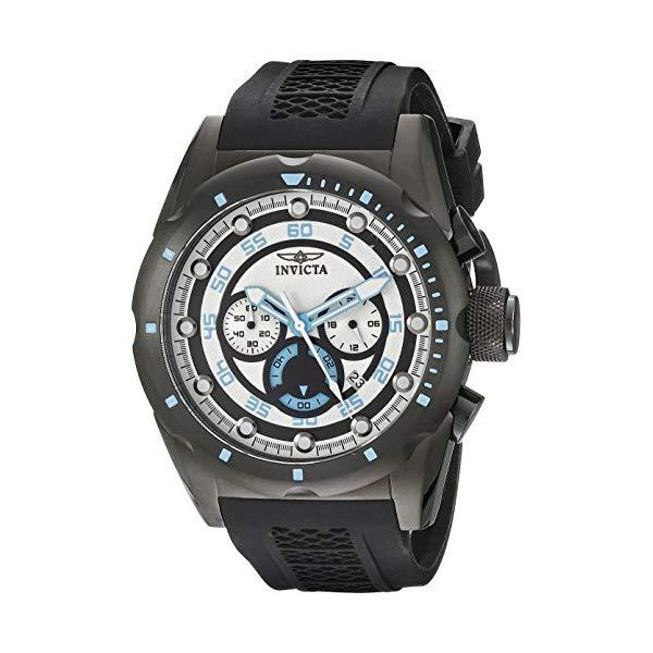 インビクタ 腕時計 INVICTA インヴィクタ 時計 スピードウェイ Invicta Men's 20303 Speedway Analog Display Japanese Quartz Black Watch