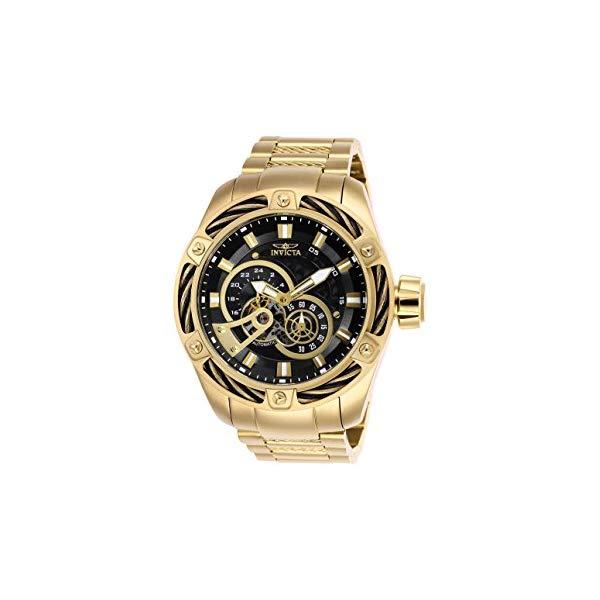 <title>インビクタ 腕時計 INVICTA インヴィクタ 時計 ボルト Invicta Bolt Automatic スーパーセール Black Dial Mens Watch 26775</title>