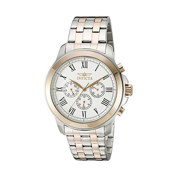 インビクタ 腕時計 INVICTA インヴィクタ 時計 スペシャリティ Invicta Men's 21660 Specialty Analog Display Swiss Quartz Two Tone Watch