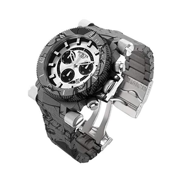 インビクタ 腕時計 INVICTA インヴィクタ 時計 フォース Invicta Men's 26450 Coalition Forces Quartz Multifunction Silver Dial Watch
