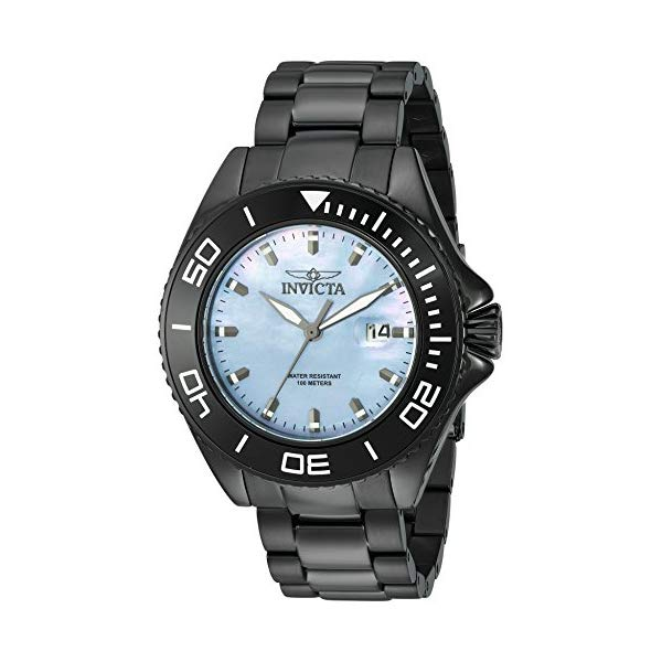 インビクタ 腕時計 INVICTA インヴィクタ 時計 プロダイバー Invicta Men's 'Pro Diver' Quartz Stainless Steel Casual Watch, Color Black (Model: 23069)