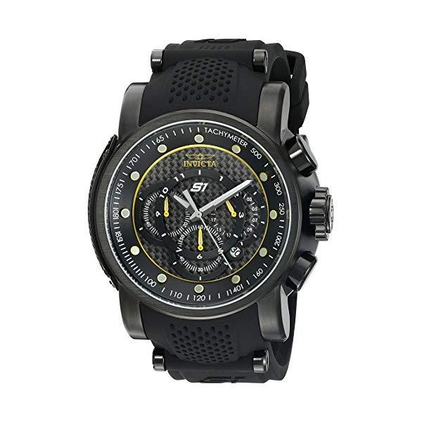 インビクタ 腕時計 INVICTA インヴィクタ 時計 エスワン ラリーInvicta Men's 19324 S1 Rally Analog Display Quartz Black Watch